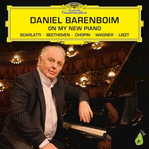 Barenboim - On My New Piano (24/96 FLAC)