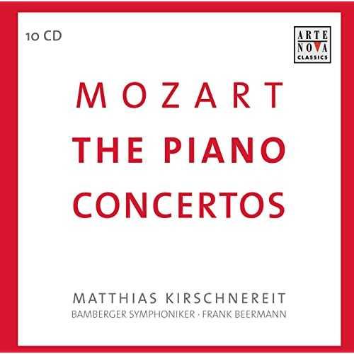 Beermann: Mozart - The Piano Concertos (FLAC)