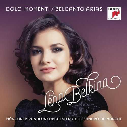 Lena Belkina - Dolce Momenti. Belcanto Arias (24/44 FLAC)