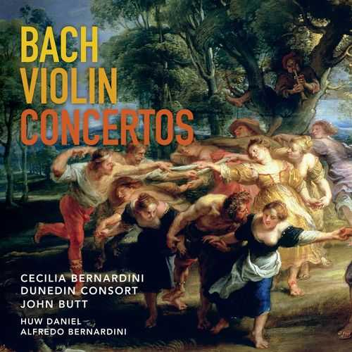 Bernardini: Bach - Violin Concertos (24/192 FLAC)