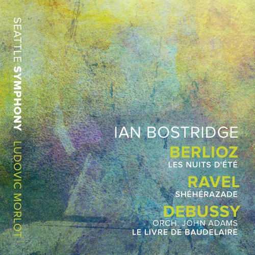 Bostridge: Berlioz, Ravel, Debussy (24/96 FLAC)
