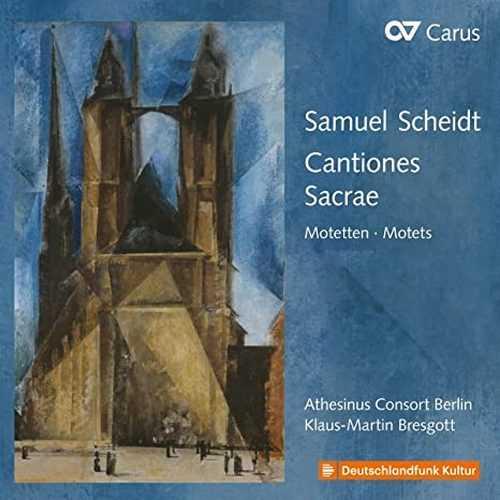 Bresgott: Scheidt, Schwemmer - Cantiones sacrae (24/44 FLAC)