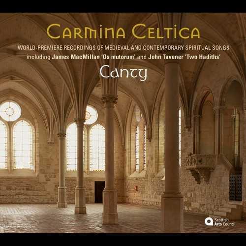 Canty - Carmina Celtica (24/192 FLAC)