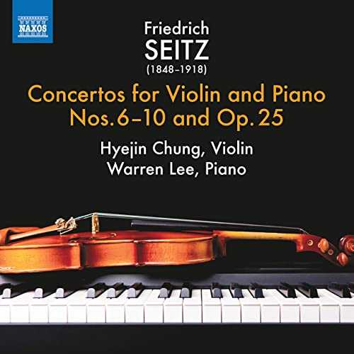 Chung, Lee: Seitz - Violin Concertos vol.2 (24/96 FLAC)