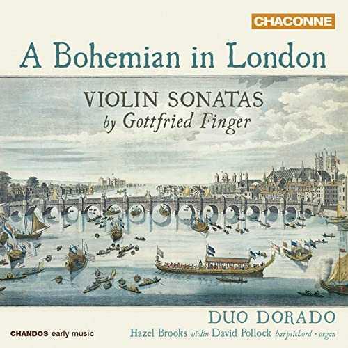 Duo Dorado: A Bohemian in London (24/96 FLAC)