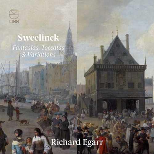 Egarr: Sweelinck - Fantasias, Toccatas & Variations (24/192 FLAC)