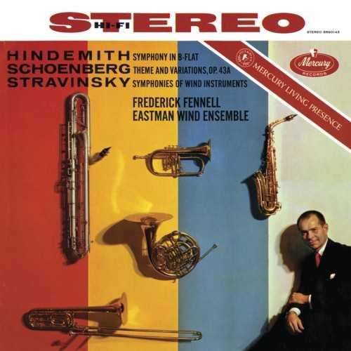 Fennell: Hindemith, Schoenberg, Stravinsky (24/96 FLAC)
