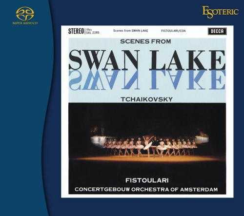 Fistoulari: Tchaikovsky - Scenes from Swan Lake (SACD)