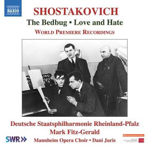 Fitz-Gerald: Shostakovich - The Bedbug, Love and Hate (FLAC)