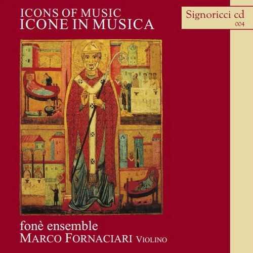 Fornaciari, Fone Ensembles: Icons of Music (24/96 FLAC)