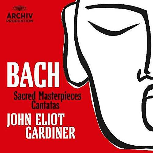 Gardiner: Bach - Sacred Masterpieces and Cantatas (FLAC)