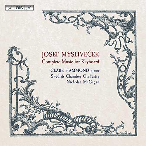 Hammond: Myslivecek- Complete Music for Keyboard (24/96 FLAC)