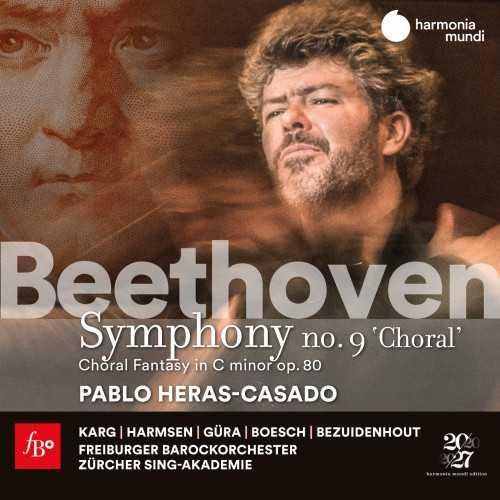 Heras-Casado: Beethoven - Symphony no.9, Choral Fantasy (24/96 FLAC)