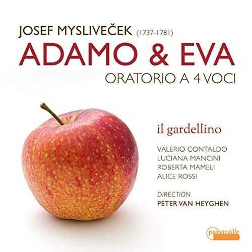 Heyghen: Myslivecek - Adamo & Eva (24/176 FLAC)