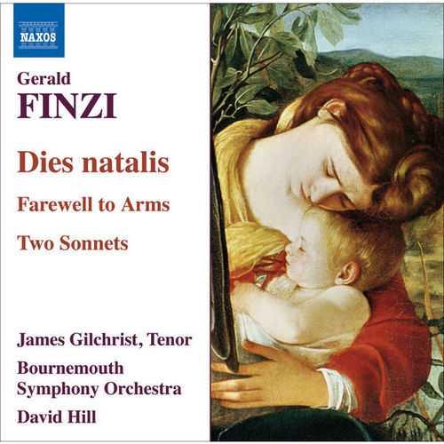 Hill, Gilchrist: Finzi - Dies Natalis (24/44 FLAC)