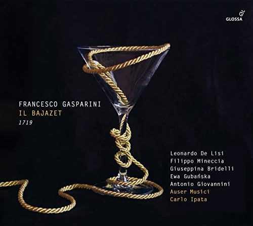 Ipata: Gasparini - Il Bajazet (24/88 FLAC)