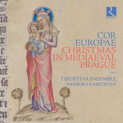 Kabatkova: Cor Europae - Christmas in Mediaeval Pragu (24/88 FLAC)