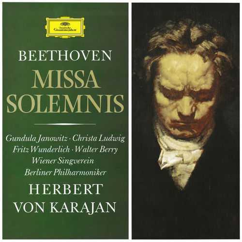Karajan: Beethoven - Missa Solemnis op.123 (24/192 FLAC)