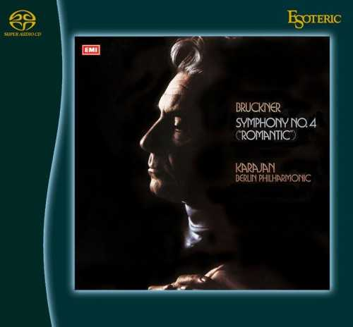 Karajan: Bruckner - Symphony no.4 'Romantic' (SACD ISO)