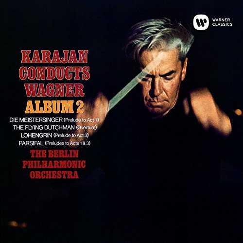 Karajan conducts Wagner. Album 2 (SACD ISO)