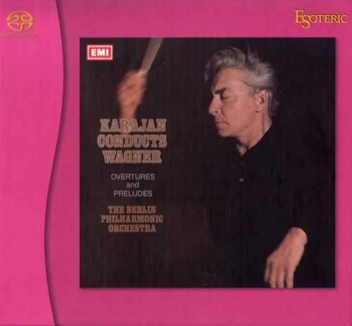 Karajan Conducts Wagner. Overtures & Preludes (SACD ISO)