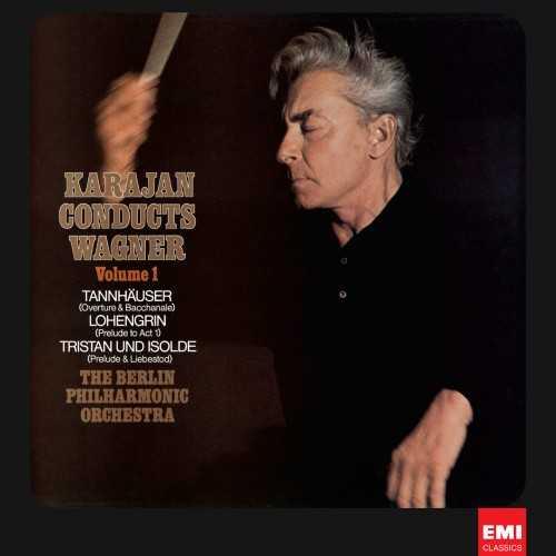 Karajan conducts Wagner. Volume 1 (24/96 FLAC)