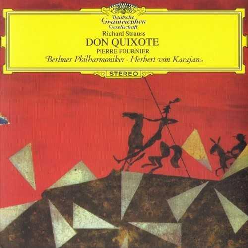 Fournier, Karajan: Strauss - Don Quixote op.35 (SACD ISO)
