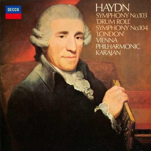 Karajan: Haydn - Symphonies no.103,104, Beethoven - Symphony no.7 (SACD DSF)