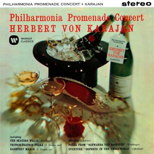 Karajan: Philharmonia Promenade Concert (24/96 FLAC)