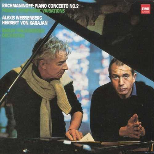 Karajan: Rachmaninov - Piano Concerto no.2, Franck - Symphonic Variations (SACD ISO)