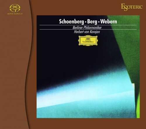 Karajan: Schoenberg, Berg, Webern (SACD ISO)