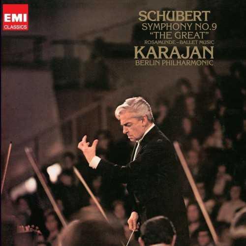 Karajan: Schubert - Symphony no.9 (24/96 FLAC)
