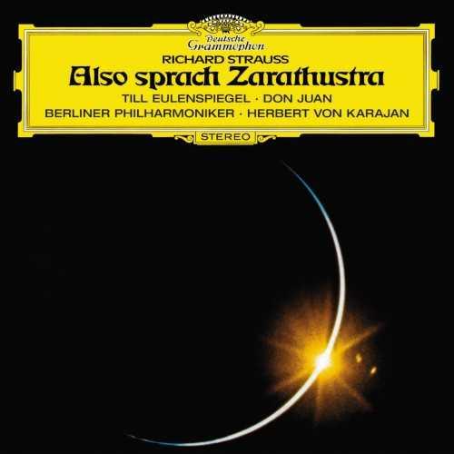Karajan: Strauss - Also sprach Zarathustra, Till Eulenspiegel, Don Juan (24/96 FLAC)