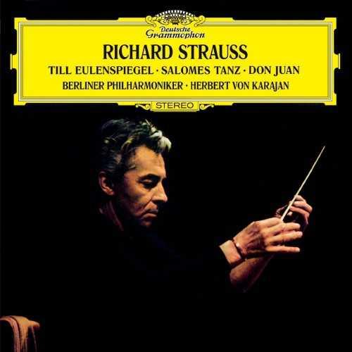 Karajan: Strauss - Till Eulenspiegel, Salomes Tanz, Don Juan (SACD ISO)