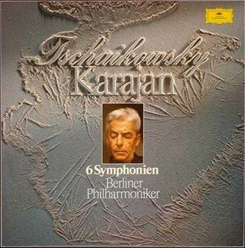 Karajan: Tchaikovsky – 6 Symphonies (SACD ISO)