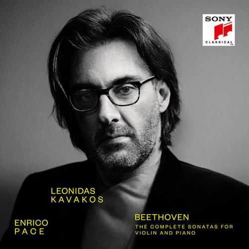 Kavakos, Pace: Beethoven - The Complete Sonatas for Violin and Piano (24/96 FLAC)