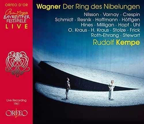 Kempe: Wagner - Der Ring des Nibelungen (24/96 FLAC)