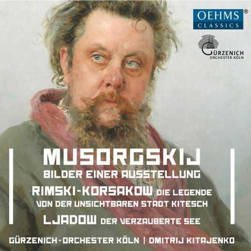 Kitajenko: Mussorgsky - Pictures at an Exhibition, Rimsky-Korsakov - The Legend of the Invisible City of Kitezh, Liadov - The Enchanted Lake (24/48 FLAC)