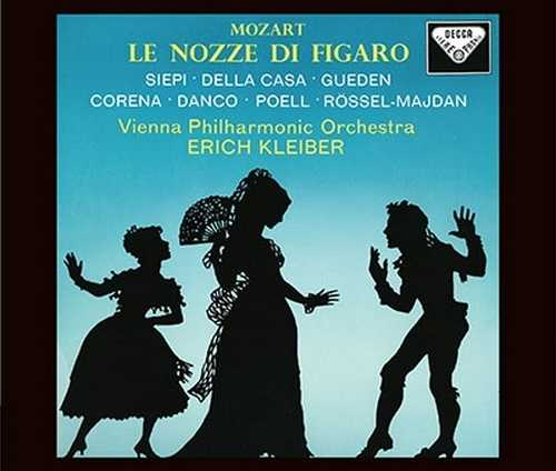 Kleiber: Mozart - Le nozze di Figaro (SACD ISO)