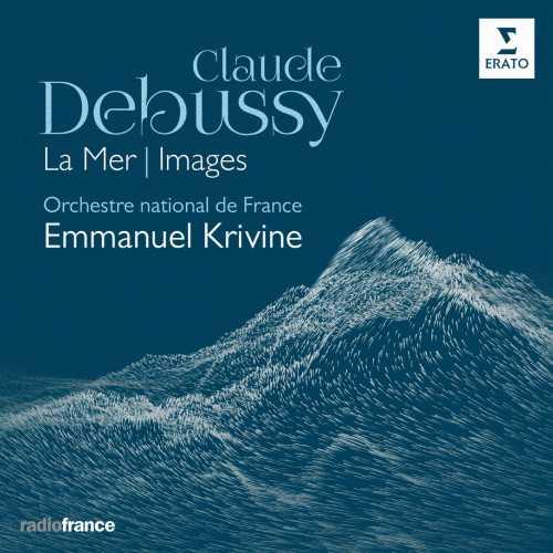 Krivine: Debussy - La Mer, Images (24/96 FLAC)