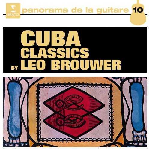 Cuba Classics by Leo Brouwer (24/96 FLAC)