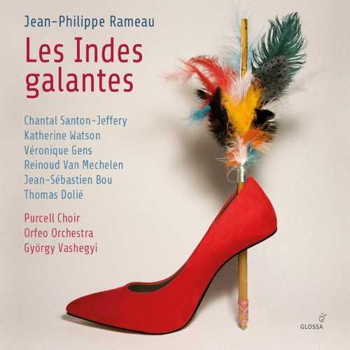 Vashegyi: Rameau - Les Indes galantes (24/48 FLAC)