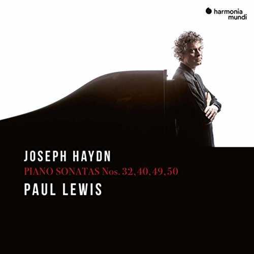 Lewis: Haydn - Piano Sonatas no.32,40,49,50 (24/96 FLAC)