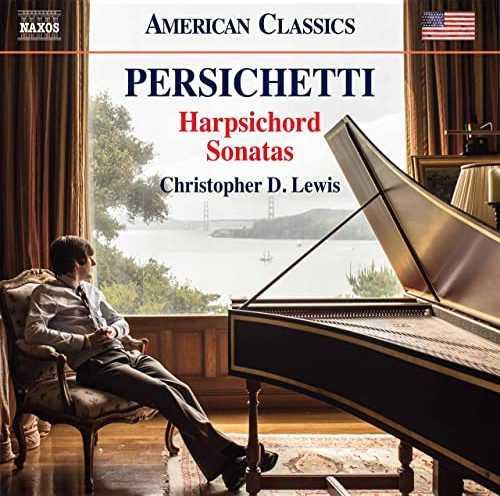 Lewis: Persichetti - Harpsichord Sonatas (24/96 FLAC)