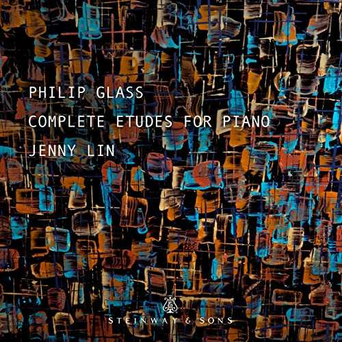 Lin: Glass - Complete Etudes for Piano (24/192 FLAC)