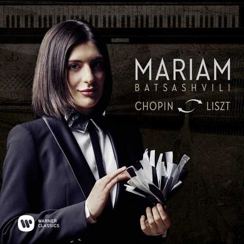 Mariam Batsashvili: Liszt. Chopin (24/48 FLAC)