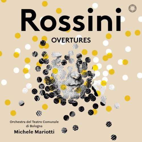 Mariotti: Rossini - Overtures (SACD DSF)