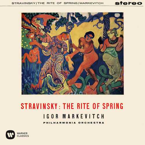 Markevitch: Stravinsky - The Rite of Spring (24/192 FLAC)