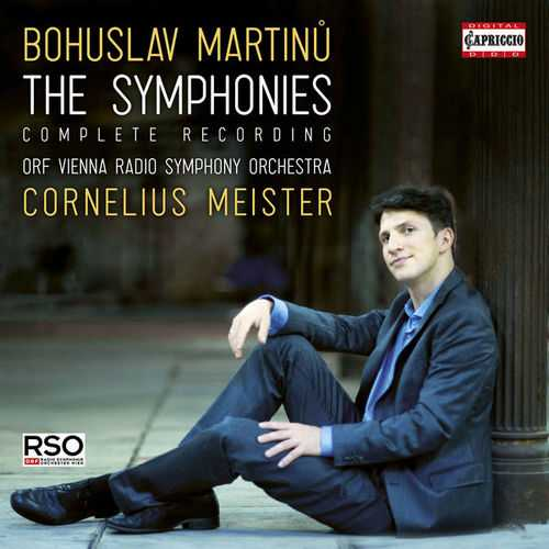 Meister: Martinu - The Symphonies (24/48 FLAC)