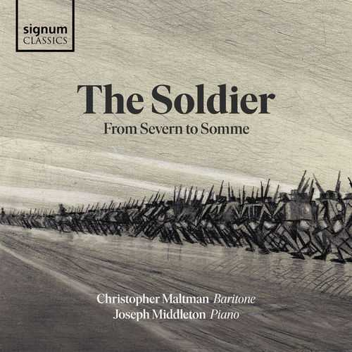 Middleton, Maltman - The Soldier From Severn to Somme (24/96 FLAC)